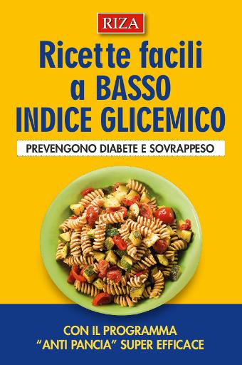 dieta basso indice glicemico schema