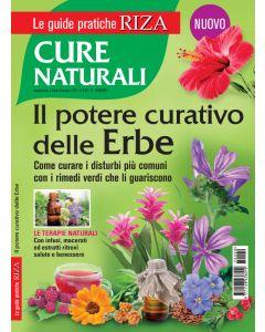 Le guide pratiche RIZA - Il potere curativo delle erbe