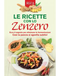 Le ricette con lo Zenzero