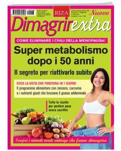 DimagrirExtra: Super metabolismo dopo i 50 anni