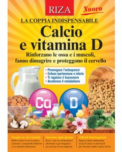 La coppia indispensabile: Calcio e vitamina D