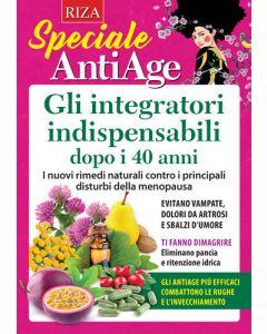 Speciale AntiAge: Gli integratori indispensabili dopo i 40 anni