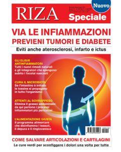 RIZA Speciale: Via le infiammazioni, previeni tumori e diabete