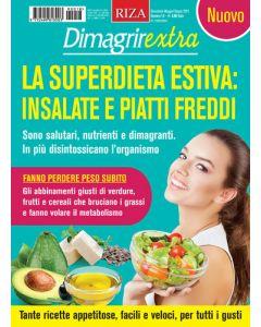DimagrirExtra - La superdieta estiva: insalate e piatti freddi