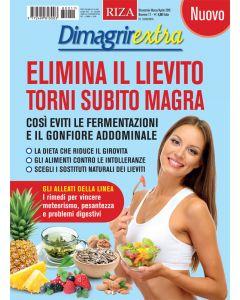 DimagrirExtra: Elimina il lievito, torni subito magra