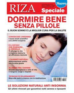 RIZA Speciale: Dormire bene senza pillole