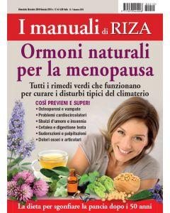 I manuali di RIZA: Ormoni naturali per la menopausa