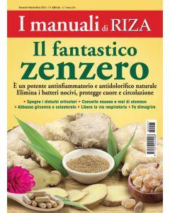 I Manuali di RIZA: Il fantastico zenzero