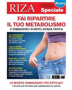 RIZA Speciale: fai ripartire il tuo metabolismo