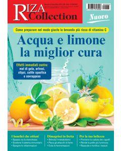 RIZA Collection: Acqua e limone la miglior cura