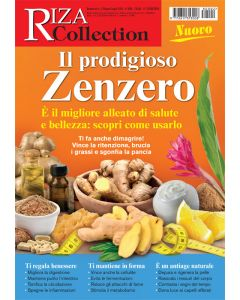 RIZA Collection: Il prodigioso zenzero