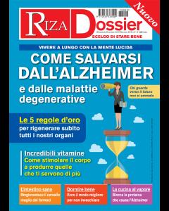 Riza Dossier: Come salvarsi dall'Alzheimer