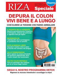 RIZA Speciale: Depura il colon