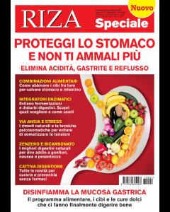 RIZA Speciale - Proteggi lo stomaco e non ti ammali più