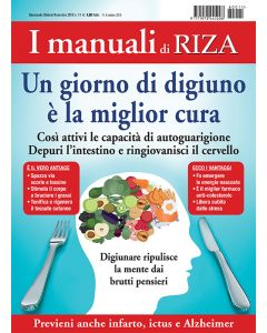 I manuali di RIZA: Un giorno di digiuno è la miglior cura