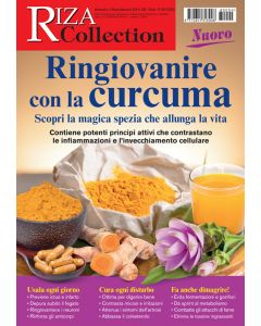RIZA Collection: Ringiovanire con la curcuma