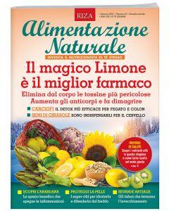 Alimentazione Naturale - 12 numeri + 1 libro + 2 oli essenziali FLORA