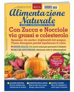 Alimentazione Naturale - 12 numeri - Cartaceo + Digitale