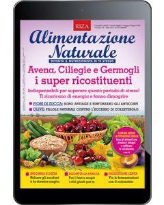 Alimentazione Naturale - 12 numeri digitale