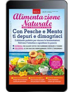 Alimentazione Naturale - 6 numeri digitale