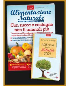 Alimentazione Naturale + Agenda della felicità 2021