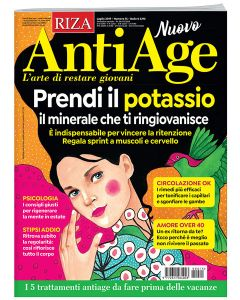 Abbonamento a AntiAge + Salute Naturale