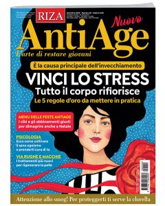 AntiAge - 12 numeri - Cartaceo + Digitale