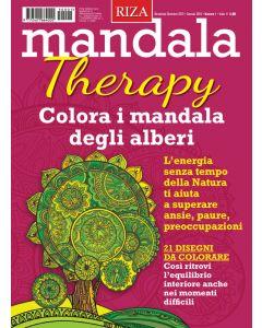 Mandala Therapy - Gli alberi n. 1