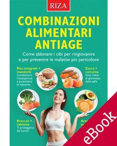 Combinazioni alimentari antiage  (eBook)