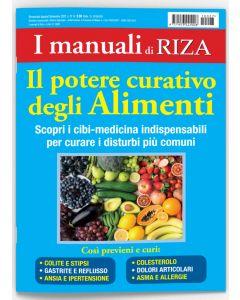 I manuali di RIZA: Il potere curativo degli Alimenti