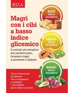 Magri con i cibi a basso indice glicemico