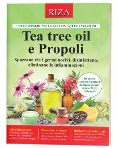 Tea tree oil e Propoli