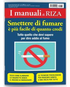 I manuali di RIZA: Smettere di fumare è più facile di quanto credi