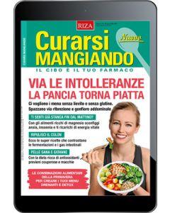 Curarsi Mangiando - 12 numeri digitale