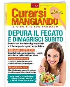Curarsi Mangiando - 12 numeri