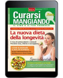 Curarsi Mangiando - 6 numeri digitale