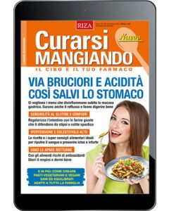 Curarsi Mangiando - singolo numero digitale