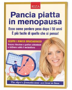 Pancia piatta in menopausa