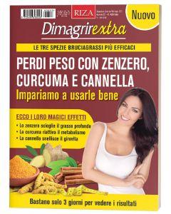 DimagrirExtra: Perdi peso con zenzero, curcuma e cannella