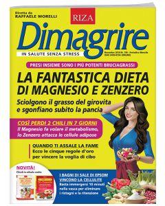 Dimagrire - 12 numeri - Cartaceo + Digitale