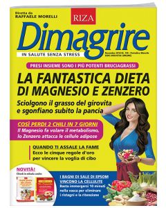 Dimagrire - 6 numeri