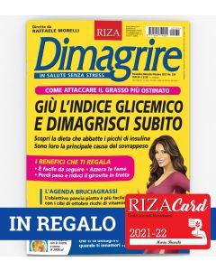12 numeri di Dimagrire