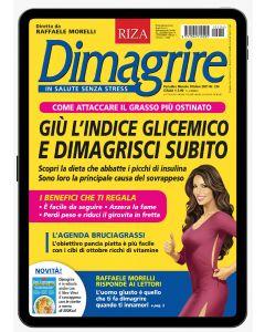 Dimagrire - 12 numeri digitale