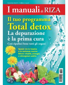 I manuali di RIZA: Il tuo programma total detox