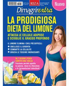 DimagrirExtra: La prodigiosa dieta del limone