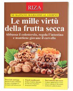 Le mille virtù della frutta secca