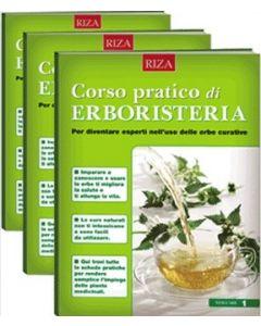 Corso Pratico di Erboristeria, 3 voll.