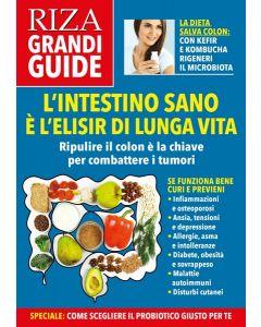 RIZA Grandi Guide: L'intestino sano è l'elisir di lunga vita
