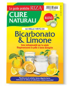 Le guide pratiche RIZA - Le mille virtù di Bicarbonato e Limone