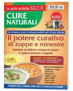 Le guide pratiche RIZA: Il potere curativo di zuppe e minestre